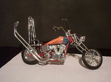 1/8 REVELL GERMANY HARLEY DAVIDSON CHOPPER   EXCELLENT BUILD!!