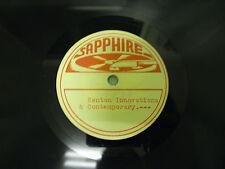 ACETATE STAN KENTON INNOVATIONS 33 RPM SAPPHIRE TRANS FOCUS LABEL