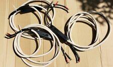3 of Transparent Audio MusicWave Plus Speaker Cables, 14 Ft Pair Spade-Spade
