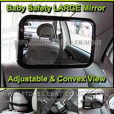 Vista posteriore regolabile Auto Indietro Sedile Poggiatesta Mount Grande Bambino Baby Safety SPECCHIO