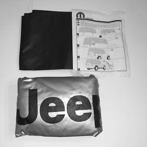 MOPAR~JEEP WRANGLER~HEAT REFLECTIVE~SILVER CAB COVER~2 DOOR~07-16 Wrangler JK.