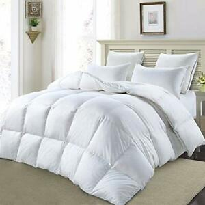 Goose Feather & Down Duvet Quilt 4.5, 10.5, 13.5 tog and All Seasons
