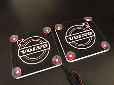 VOLVO 2x CORNER LED BOX TRUCK 12/24V TRUCK ACCESORIES WINDSHIELD