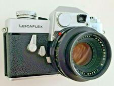 Leicaflex SLR Original model with leitz Summicron 1:2 / 50 mm lens
