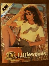 More details for  vintage littlewoods catalogue .....fashion and lifestyle spring summer 1982
