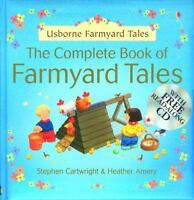 The Complete Book of Farmyard Tales (Usbourne Farmyard Tales) - ACCEPTABLE No CD
