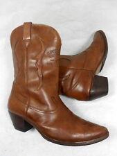 Cowboystiefel Western Line Dance Catalan Santiags Boots Stivali Botas 41 Leder