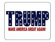 "9""x7"" MOUSE PAD - Donald Trump #3 President Republican GOP Make America Great"