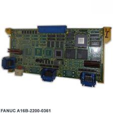 FANUC PCB-2AXIS CONTROL A16B-2200-0361