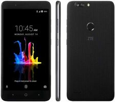 ZTE Blade Z MAX Z982 UNLOCKED 32GB Black Smartphone