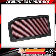 K&N Filters Fits 2006-2014 Honda Ridgeline Hi-Flow Air Intake Filter