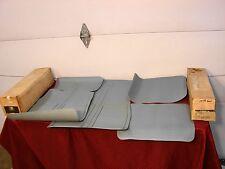 73-77 LAGUNA MONTE CUTLASS 442 LEMANS GP REGAL CENTURY NOS GM LT BLUE FLOOR MATS