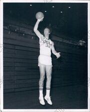 1971 UCLA Basketball Center Steve Patterson Press Photo