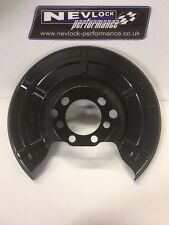VAUXHALL ASTRA ZAFIRA COMBO MERIVA REAR BRAKE SHIELD 90498290 O.E
