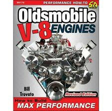 Oldsmobile V8 Engines 455 425 400 350 330 Build Hi-Performance Manual Book SA172