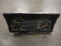 CLASSIC AUSTIN METRO VANDEN PLAS 1275cc SPEEDO DASH CLOCKS-INSTRUMENT CLUSTER-MG