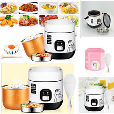 200W 1.2L mini rice cooker electric steamer Small Kitchen Appliances Keep-nction