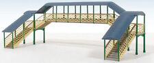 Modular Covered Footbridge - N gauge Ratio 248 Free Post P3