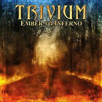 TRIVIUM - EMBER TO INFERNO   CD NEW!