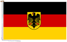 More details for germany state flag with rope and toggle - various sizes