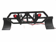 RPM RC Products / Apex RC Products Traxxas Slash 4x4 Rear Bumper W/ Lights Combo
