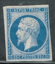 FRANCE NAPOLEON N° 10 * Signé BRUN RARE CV 5650€