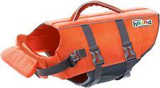 Kyjen Outward Hound PupSaver Ripstop Dog Life Jacket Orange (XSmall)