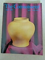 1971 The Connoisseur Magazine Eton College Plate Communion Cup Chinese Ju Ware