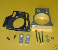 CHEVY & GM THROTTLE BODY SPACER 4.8L, 5.3L, & 6.0L