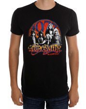 Aerosmith AEROSMITH IN CONCERT 1977 T-Shirt NWT Licensed & Official