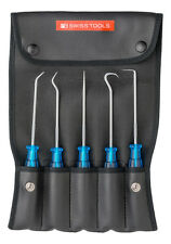 PB Swiss Tools PB 7685.Set PickTool Set in a Roll-Up Case 5-Piece