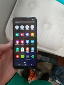 Samsung Galaxy A11 Black its through t mobile. Slightly used