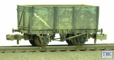 N Gauge Graham Farish 377-450b 16t Slope Sided Steel Mineral BR TMC Weathered