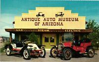 Vintage Postcard - Un-Posted Antique Auto Museum Of Arizona #4158