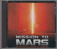 MISSION TO MARS - ENNIO MORRICONE 2000 CD OST SOUNDTRACK