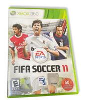 FIFA Soccer 11 Microsoft XBox 360 EA Sports 2010