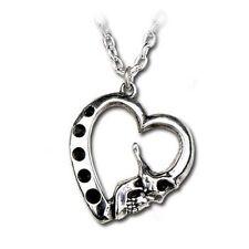 Strasssteine Modeschmuck-Halsketten & -Anhänger mit Herz-Schliffform für Damen