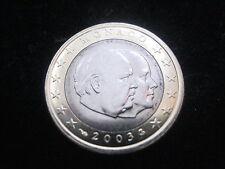 """MDS MONACO 1 EURO 2003 """"FÜRST RAINIER III."""""""