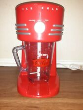 Coke Coca Cola Frozen Drink Machine Margarita Slush Maker Smoothie Beverage