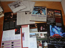 Ronnie James Dio Heaven & Hell Rare Collection Clippings 20 Pages