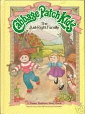 Cabbage Patch Kids - The Just-Right Family, HB by Larry Callen