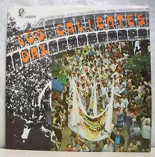 """33 tours LOS CALIENTES DAX Disque Vinyle LP 12"""" EXTRAIT - MALFROY 4.993 Folk"""