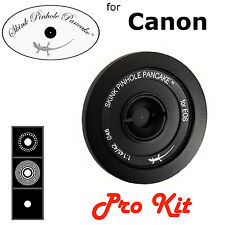 Skink Pinhole Pancake Retro Pro Kit Camera Canon EOS 700D 600D Accessory package