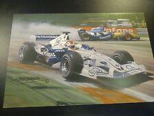 2006 Italian GP, Monza, Williams-BMW Robert Kubica, door Michael Turner