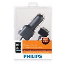 Philips Cargador de coche para iPod y el Iphone  Ref.DLM2205/10