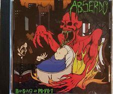Raising A Pervert byABSERDO, Trashmetal, CD