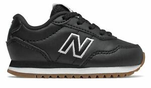 New Balance Infant 527 Shoes Black with White