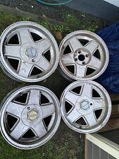 Ronal R15s Typ 15704031 7X15 ET15 020073 Retro Alufelgen Felgen BMW E30 Golf 2