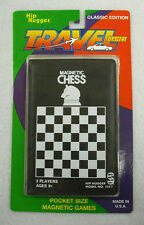 SMETHPORT - HIP HUGGER MAGNETIC GAMES - CHESS - NEW        #ZSME-514-7
