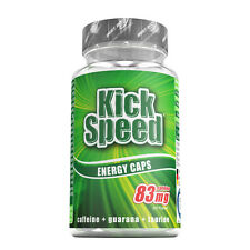 20,98€/100g Best Body Nutrition Guarana Kick Speed 60 Kapseln Dose